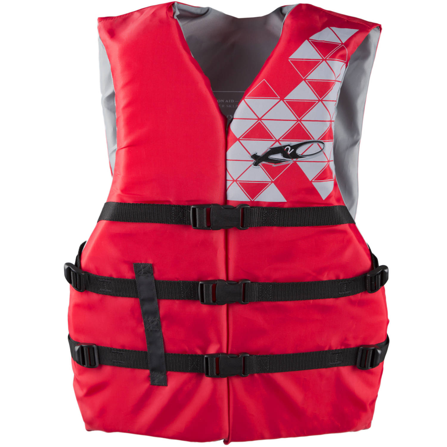 Adult Universal Life Vest, Red by