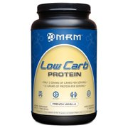 Low Carb Protein Vanilla (26 Servings) MRM (Metabolic Response Modifiers) 1.8 lbs Powder