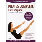 Pilates Complete for Everyone by UMVD/VISUAL ENTERTAINMENT
