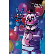 Trends International Five Nights At Freddy's Sister Location Funtime Freddy Wall Poster 22.375
