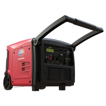 All Power 3500 Watt Portable Inverter Generator w/ Electric Start, Quiet Gas Powered 3500W RV Generator, Parallel Function Ready, APG3500IS (Arbitrary Function Generator)