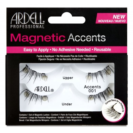 8612188ef41 Ardell Accents Magnetic Lash, 001 - Walmart.com