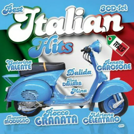 Best Italian Hits: 50 Hits From the 50s & 60s (60s Italian)