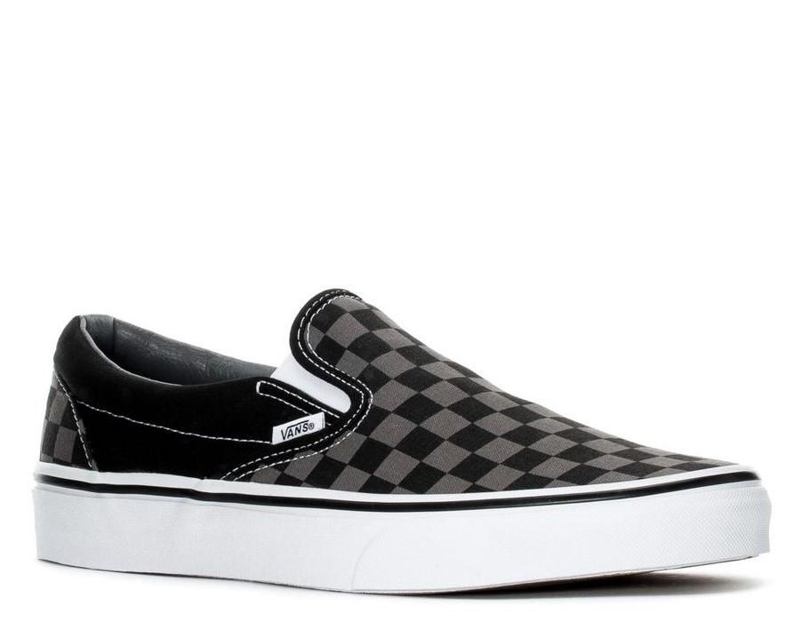 Vans - Men - Vans Classic Slip-On Black