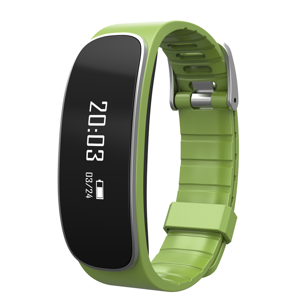 TechComm Y29 Water Resistant Fitness Activity Tracker Heart Rate Monitor