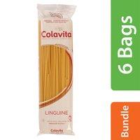 (6 Pack) Colavita Linguine Pasta, 16 oz