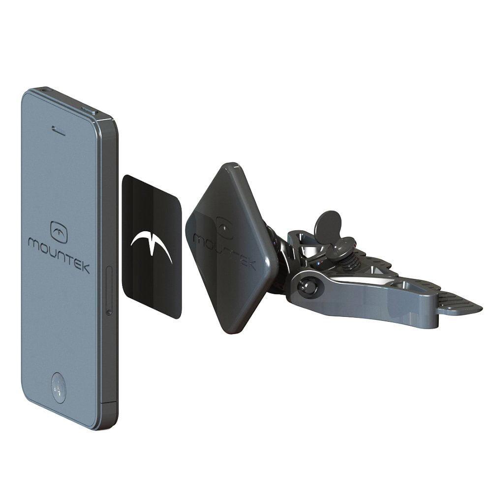 Mountek nGroove Snap 3 Magnetic Car Mount for Smartphones...