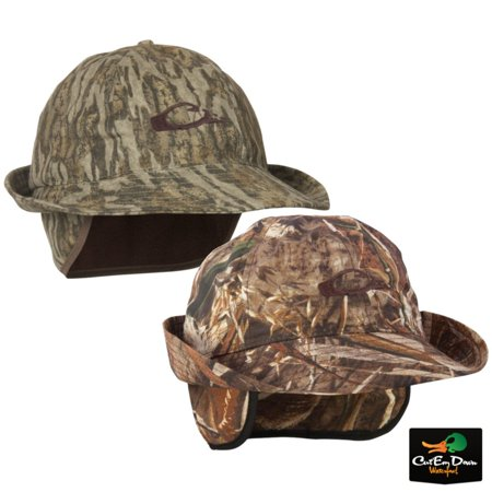 DRAKE WATERFOWL GORE-TEX CAMO JONES HAT Gore Tex Rain Hat