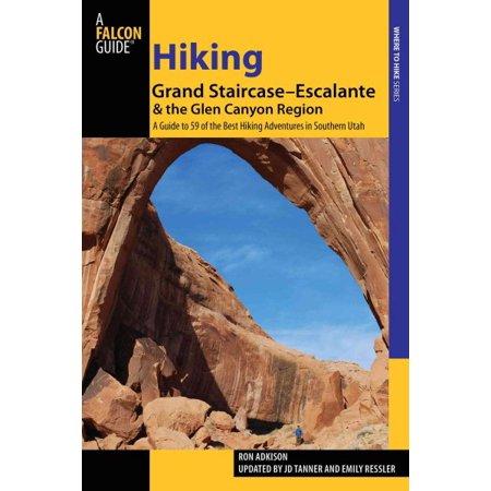 Falcon Guides Hiking Grand Staircase Escalante   The Glen Canyon Region