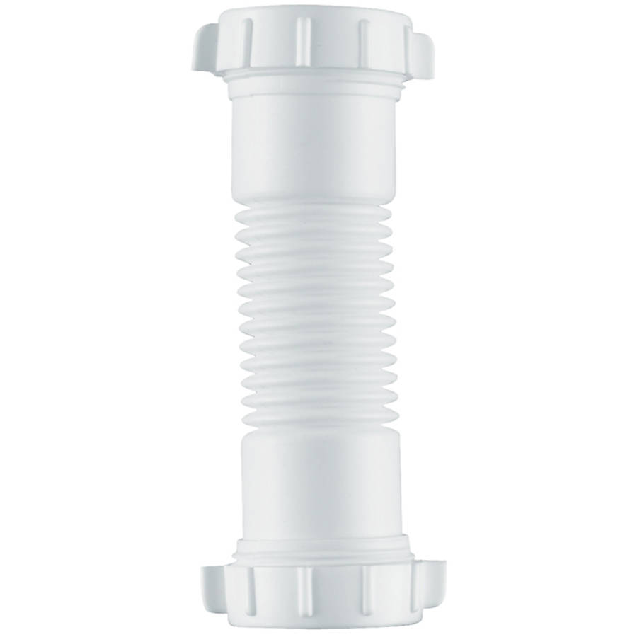 1-1//2 x 12 Plumb Craft Waxman 0892800A Extension Tailpiece Slip Joint