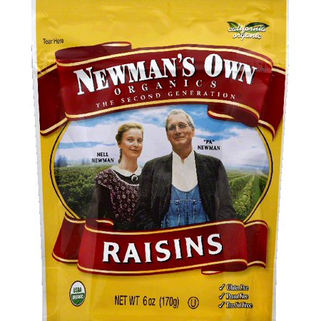Newmans Own Organics Raisins