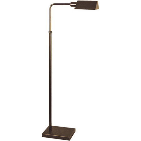 Floor Lamps 1 Light With Bronze Finish Metal Material Medium Base Bulb Type 42 inch 13.5 Watts - Medium Bronze Finish
