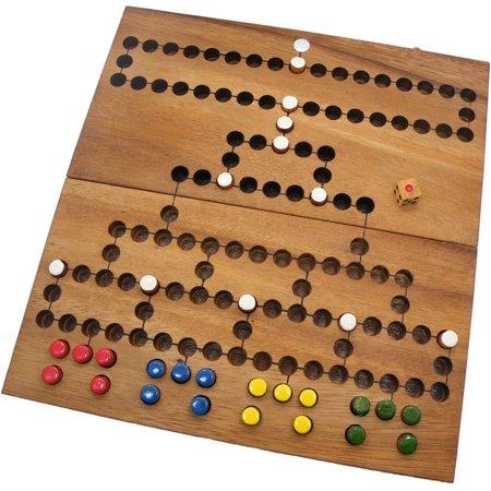 Barricade - Wooden Strategy Board Game](Uw Halloween Game)
