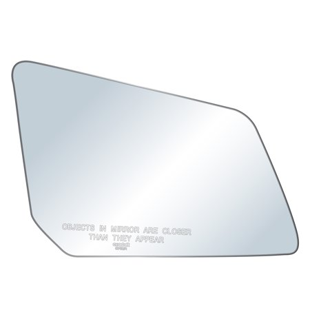 Exactafit 8762R Passenger Right Side Mirror Glass Replacement Kit Fits Chevy Traverse GMC Acadia Saturn Outlook SUV ()