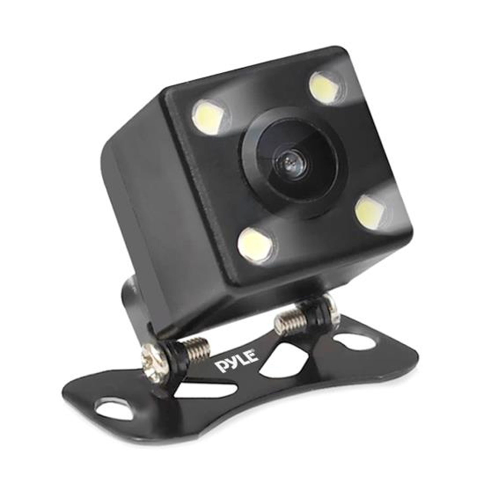 Rearview Backup Reverse/Parking Camera, Night Vision Cam, Distance Scale Line Display,