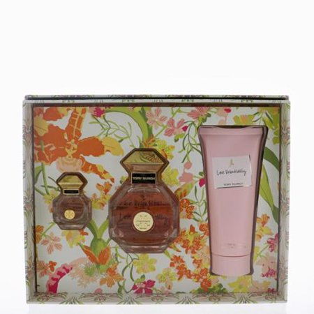 Tory Burch Love Relentlessly - 3 Piece 3.4 oz EDP Women's Gift (Email Tory Burch)