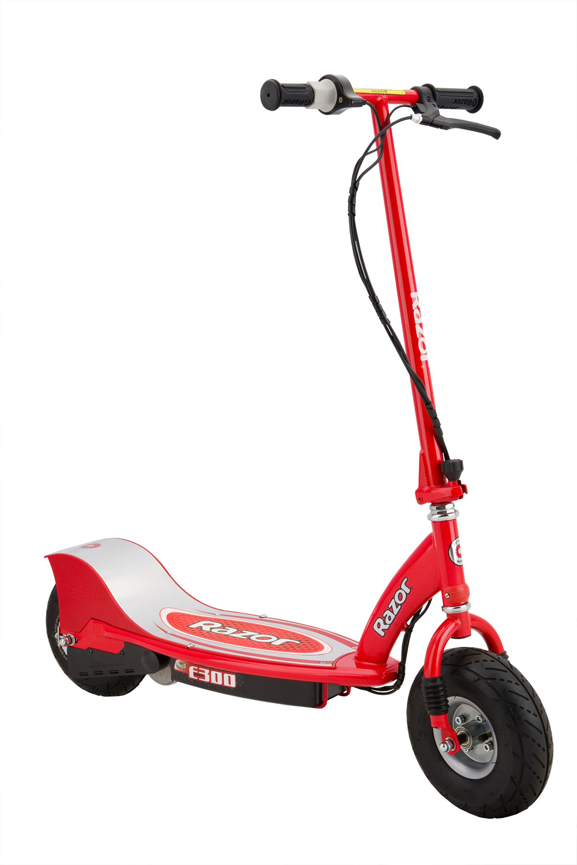 Carros Y Motos Electricas Para Niños Razor E300 eléctrico 24 voltios motorizado bordo niños Scooter, rojo | 13113697 + Razor en Veo y Compro
