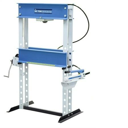 OTC 25-Ton Shop Press with Hand Pump 1833 - Otc Shop Presses