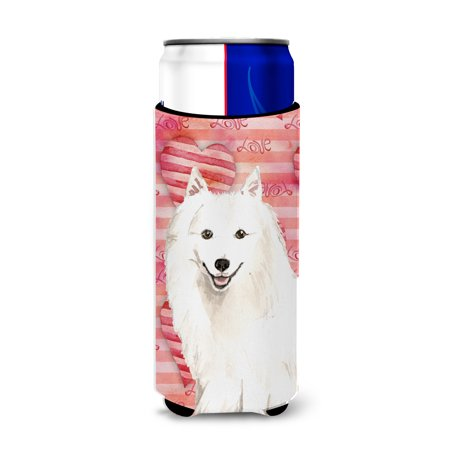 - Love a Japanese Spitz Michelob Ultra Hugger for slim cans CK1764MUK