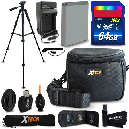 64GB Accessories Kit for Sony Cyber-shot DSC-RX1 R II, RX100 IV, RX100 III,