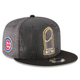 MLB Chicago Cubs 2016 World Series Champs OTC Hat Snapback Size Royal