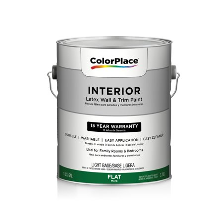 Color Place Interior Flat Light Paint Base