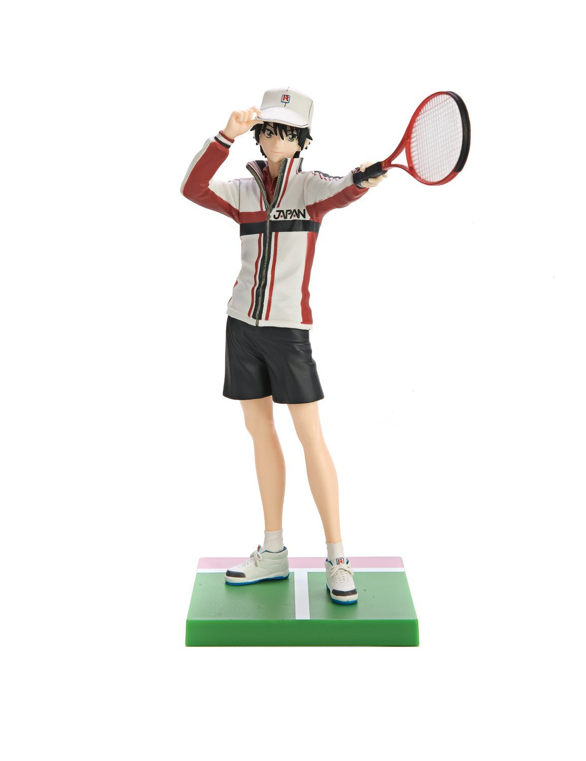 Prince of Tennis Echizen Ryoma PM Sega PVC Figure, Officially Licensed By Animewild Ship... by