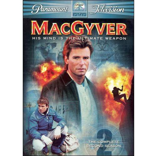MacGyver: The Complete Second Season (Full Frame)
