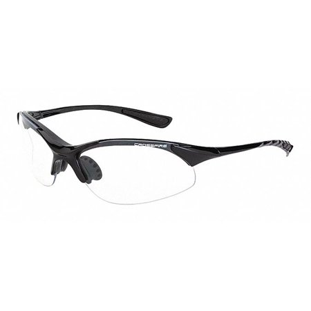 RADIANS Safety Glasses,Clear 1524