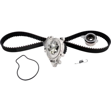 Gates TCKWP184A Timing Belt Kit For Acura Integra, Water Pump Included