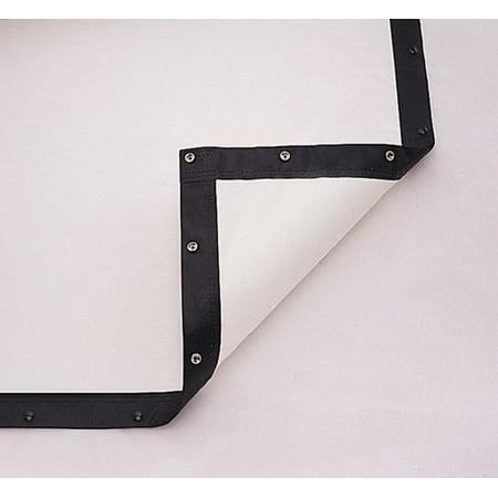 Da Lite 13 X 17 Video Format Portable Rental Screen Ultra Wide Angle Replacement Fabric