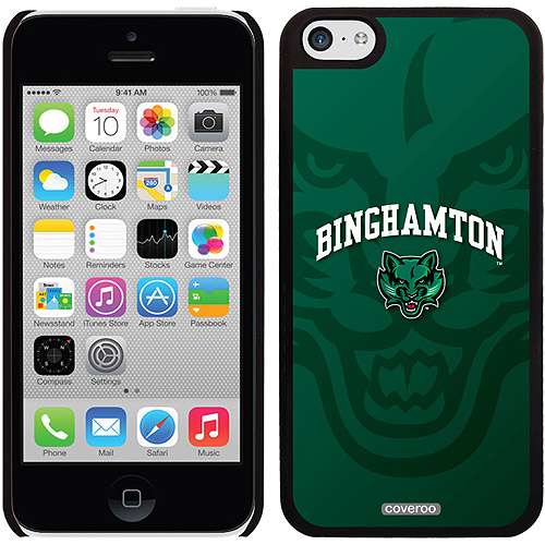 Binghamton Watermark Design on iPhone 5c Thinshield Snap-On Case by Coveroo