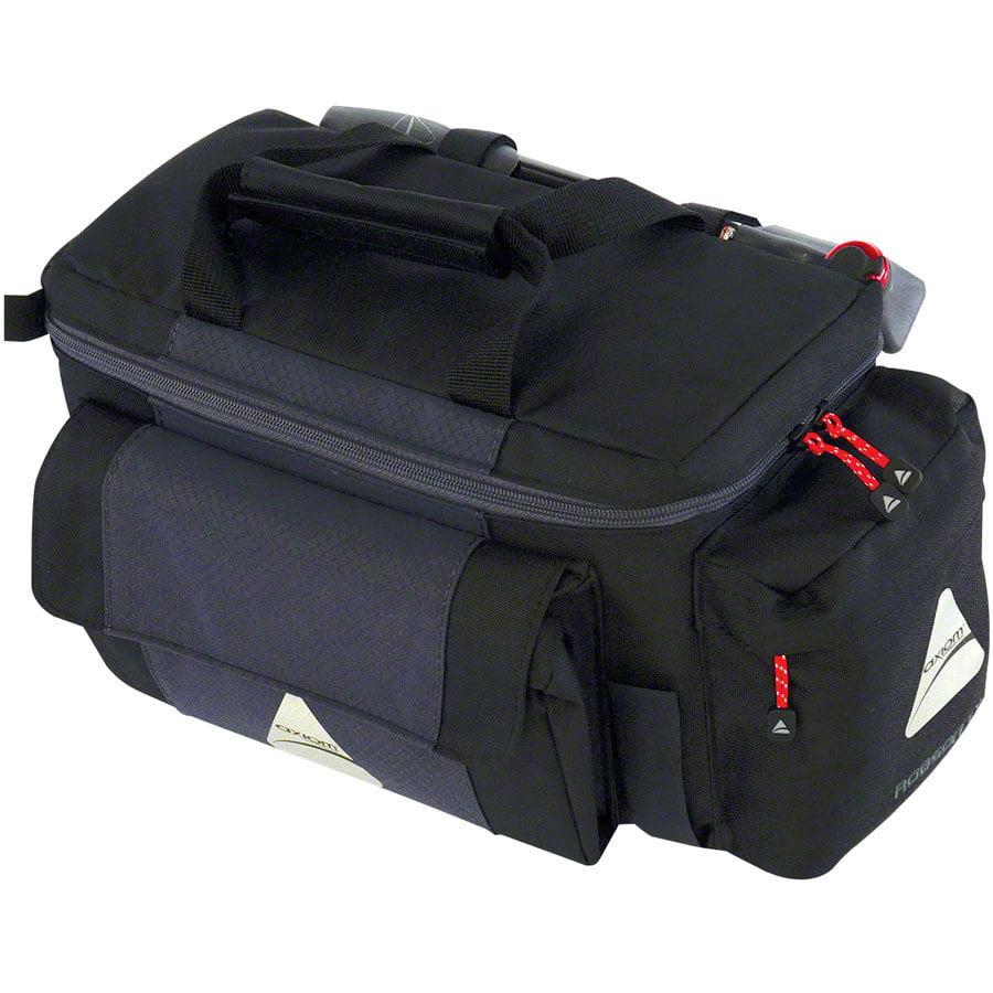 Axiom Robson LX Rack Bag Black