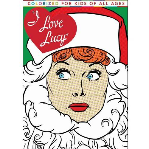 I LOVE LUCY CHRISTMAS SPECIAL (DVD/COLORIZED FOR KIDS OF ALL AGES)