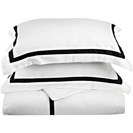 Hotel Duvet - Superior 300 Thread Count Cotton Hotel Collection Duvet Cover Set