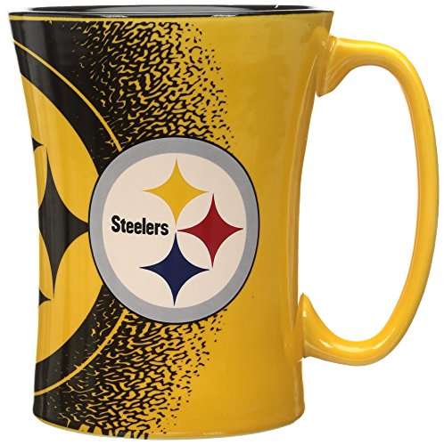 Pittsburgh Steelers Coffee Mug - 14 oz Mocha | Walmart Canada