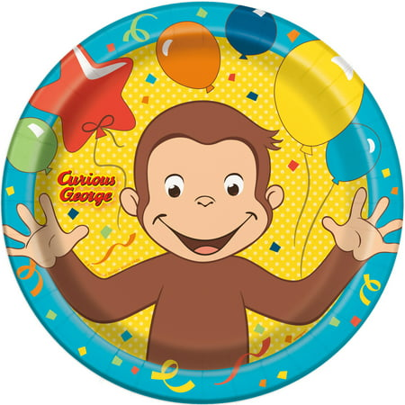 Curious George Party Supplies (Curious George 9