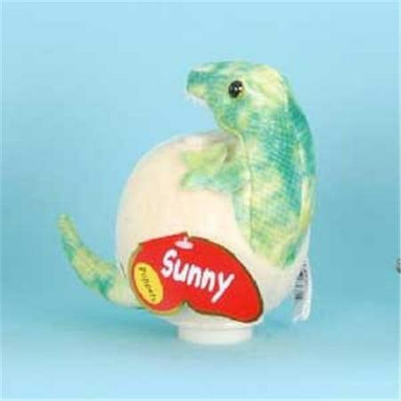 Sunny Toys 6367F Piggy Bank Green Dino