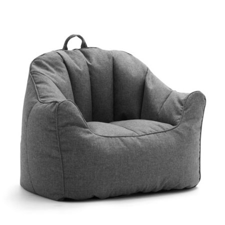 Comfort Research Big Joe Lux Hug Bean Bag Chair Walmart Com