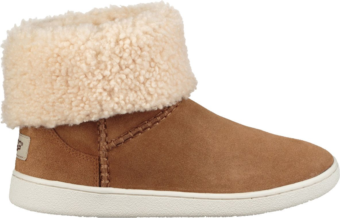UGG Mika Classic Sneaker - Walmart