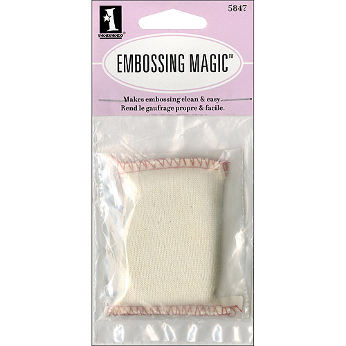 Inkadinkado Embossing Magic Pouch