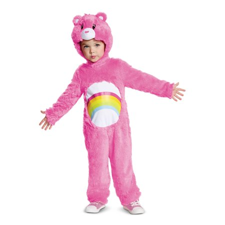 Cheer Bear Deluxe Plush Infant/Toddler Costume - Infant Bear Costumes