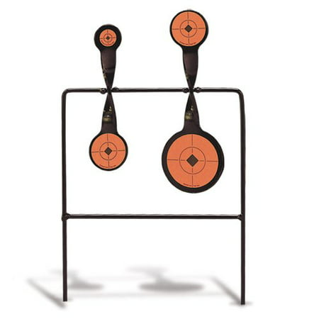 Durable Duplex 22 Quad-Action Spinner Shooting Targets for Rifles &