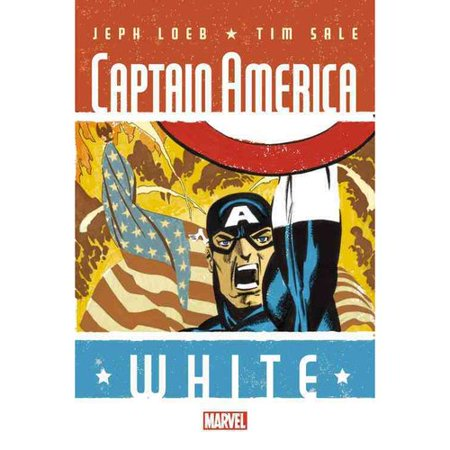 Captain America: White by