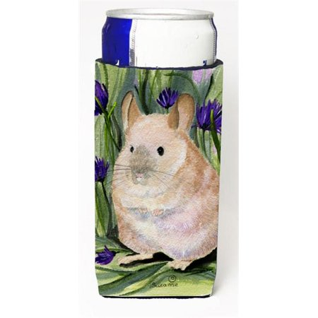 Carolines Treasures SS8206MUK Chinchilla Michelob Ultra bottle sleeve for Slim Can - image 1 of 1