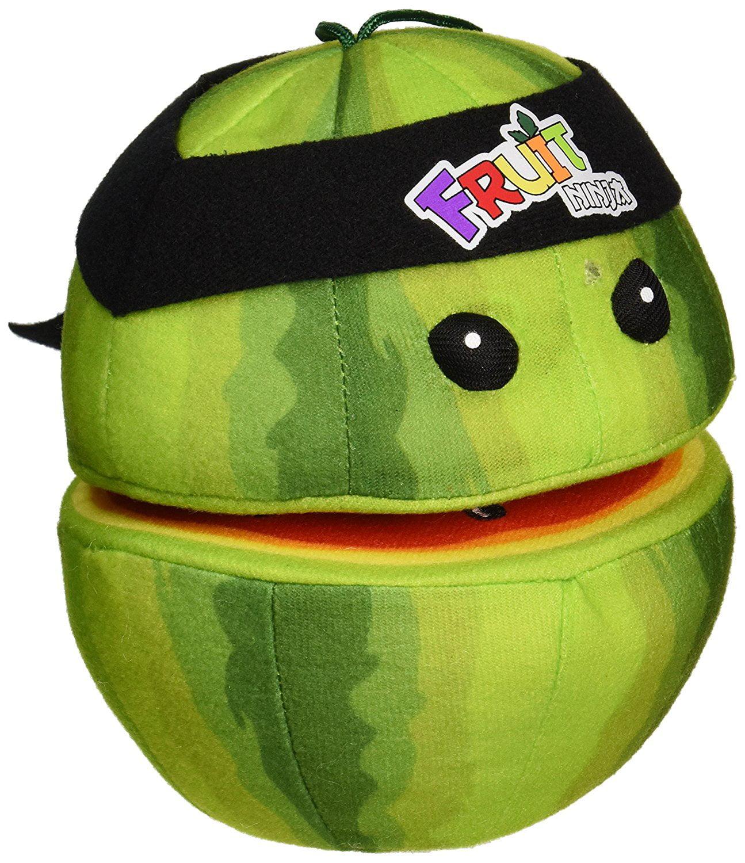 Fruit Ninja Watermelon Plush By LeapFrog by