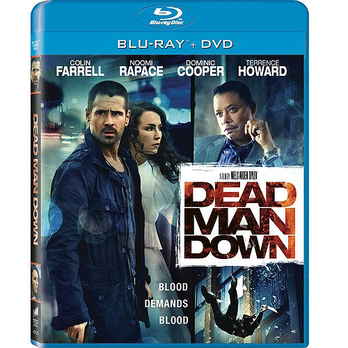 Dead Man Down (Blu-ray + DVD) (With INSTAWATCH) (Widescreen)