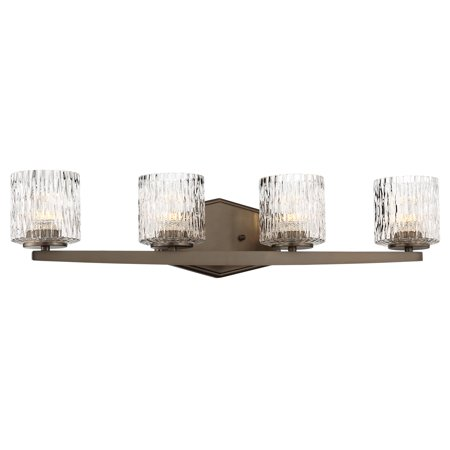 Minka Lavery 3084-281-L Maginot - 4 Light Led Bath