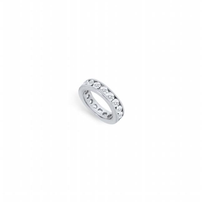 FineJewelryVault UBPTRD300D141-15-101RS5.5 3 CT Platinum ...