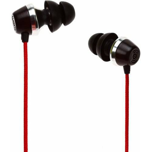 Symphonized ALN Premium Genuine Wood In-Ear Noise-Isolating Headphones/Earbuds/Earphones with Mic